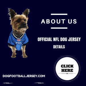 100% authentic 2212b ad5a2 About Us | DOG FOOTBALL JERSEY | Dog Football Jersey