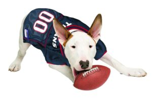 ... Houston Texans Dog Football Jersey Houston Texans Pet Hoodie Sweatshirt  ... 874bfcdb3